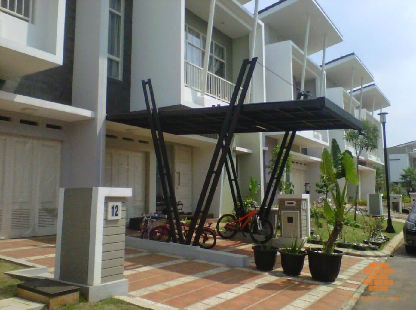 Jasa Kanopi di Tangerang