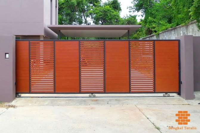 Pasang Pagar Rumah Tangerang Selatan Bengkelteralis Com