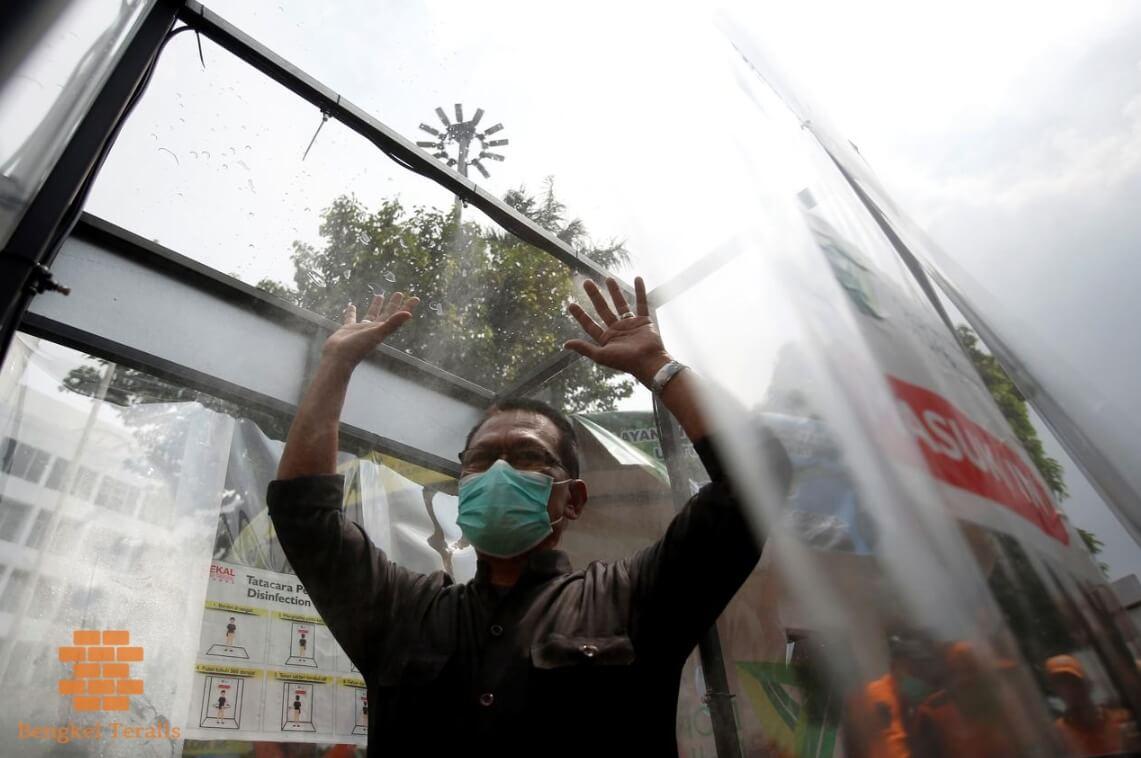 Pembuatan Bilik Disinfektan Jakarta